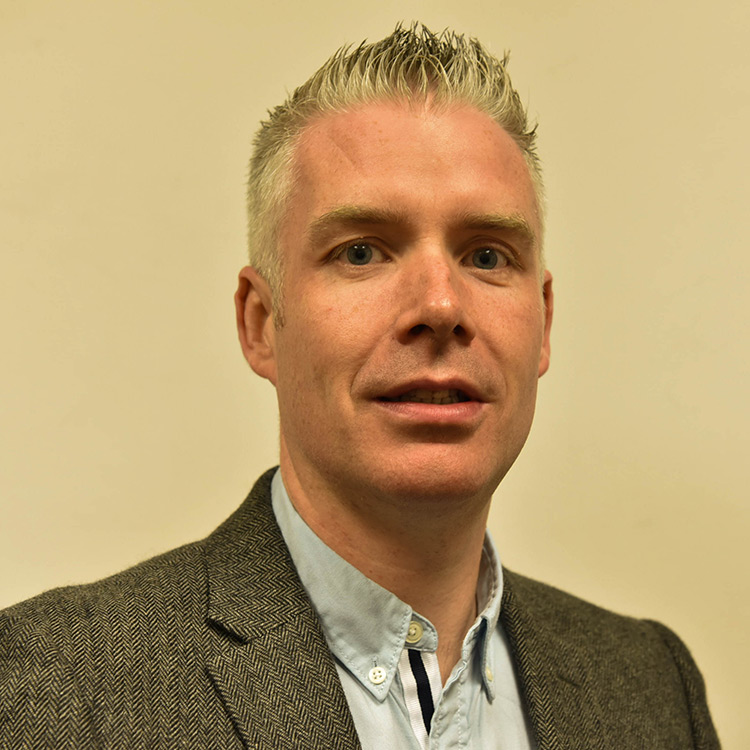 Enda Daly of Workspace Enterprises
