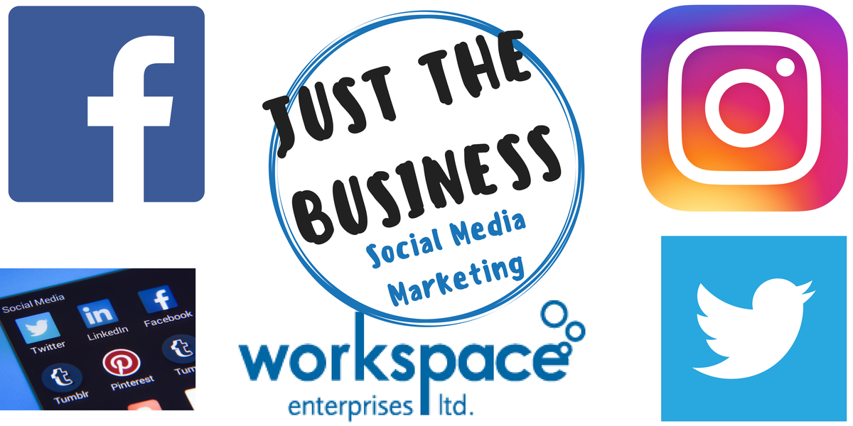 FREE 'Just The Business' Workshop